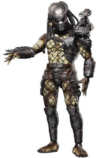 Predators Armored Crucified Predator Exclusive Action Figure (Pre-Order ships April)