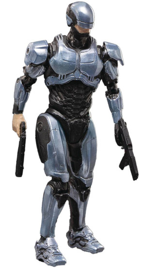 Robocop (2014) Robocop Exclusive Action Figure [Silver Armor] (Pre-Order ships February)