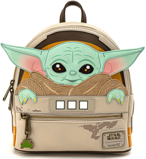Star Wars The Mandalorian The Child Mini Backpack [Cradle]
