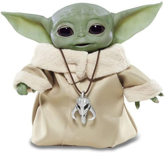 Star Wars The Mandalorian The Child Animatronic [Baby Yoda / Grogu]