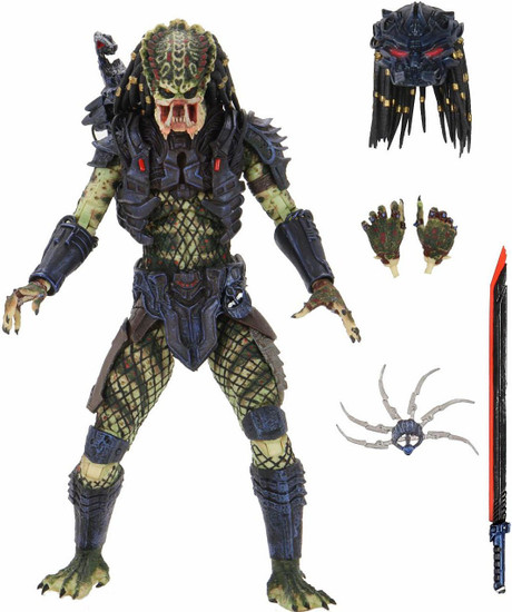 NECA Armored Lost Predator Action Figure [Ultimate Version]