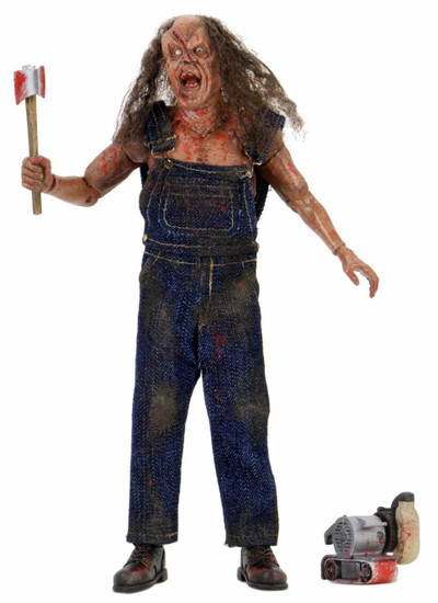 NECA Hatchet Victor Crowley Clothed Action Figure (Pre-Order ships January)