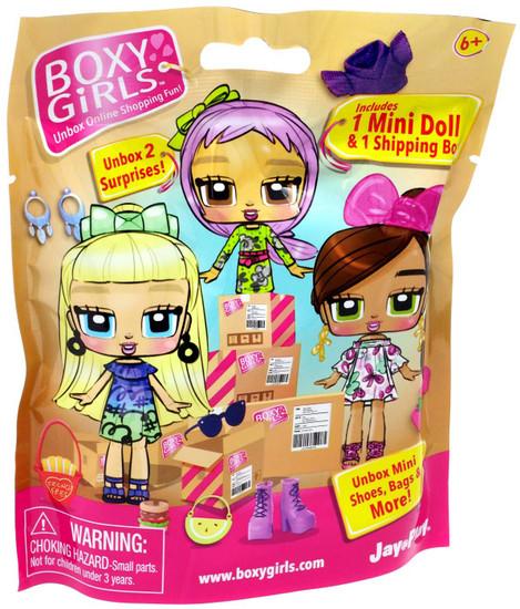 Boxy Girls Mini Dolls Mystery Pack
