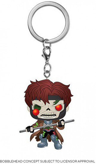Funko Marvel Zombies POP! Keychain Gambit Vinyl Figure (Pre-Order ships January)