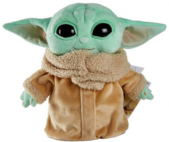 Star Wars The Mandalorian The Child (Baby Yoda / Grogu) 8-Inch Plush