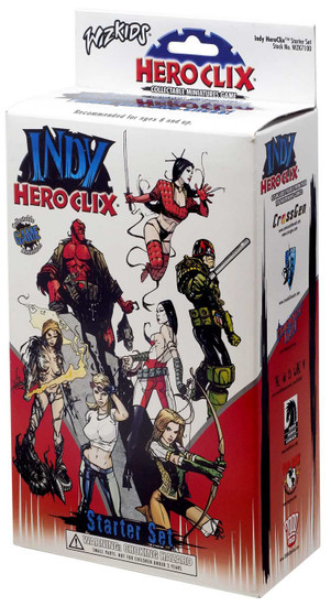 Indy HeroClix Starter Set