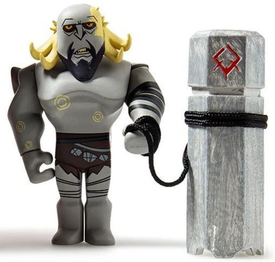 God of War Daudi Kaupmadr 3-Inch 3/24 Mystery Minifigure [Loose]
