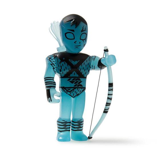 God of War Atreus 3-Inch 3/24 Mystery Minifigure [Blue Loose]