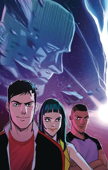 Boom Studios Go Go Power Rangers #31 Necessary Evil Comic Book