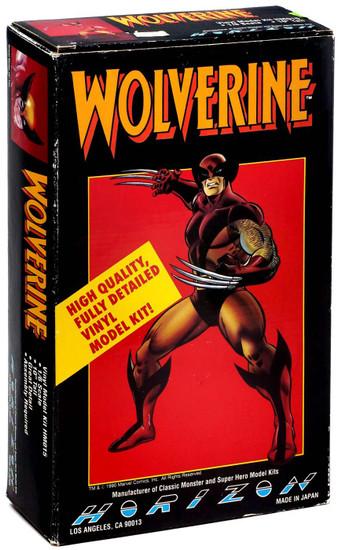 Marvel X-Men Wolverine Vinyl Model Kit [Shows Wear From Storage]