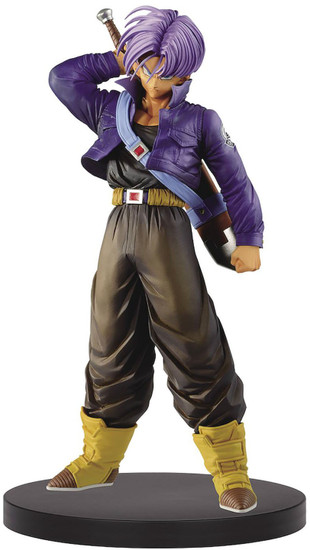 Dragon Ball Legends Collab Series Future Trunks 9-Inch Collectible PVC Figure