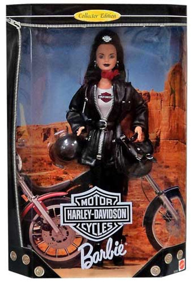 Harley-Davidson Series 1 Barbie Doll