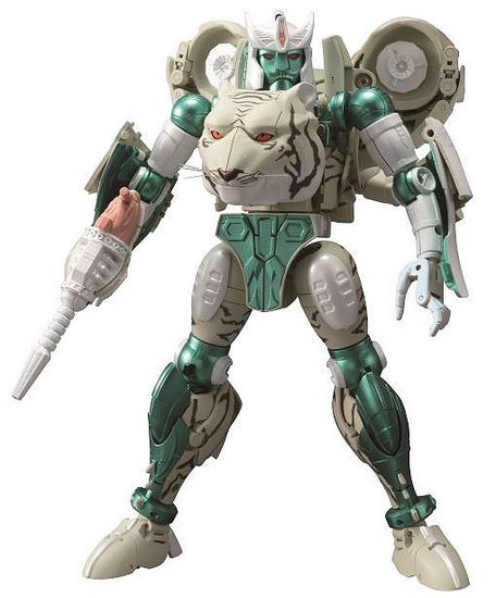 Transformers Beast Wars Masterpiece Series Tigatron Action Figure MP-50 (Pre-Order ships January)