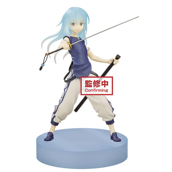 That Time I Got Reincarnated as a Slime Espresto Collection Rimuru Tempest 7.9-Inch Collectible PVC Figure
