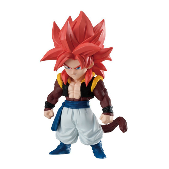 Dragon Ball Super Adverge Volume 8 Super Saiyan 4 Gogeta 2-Inch Mini Figure