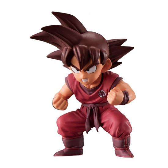 Dragon Ball Super Adverge Volume 8 Son Goku (Kaio-ken version) 2-Inch Mini Figure