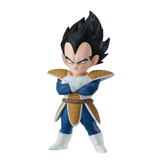 Dragon Ball Super Adverge Volume 8 Vegeta 2-Inch Mini Figure