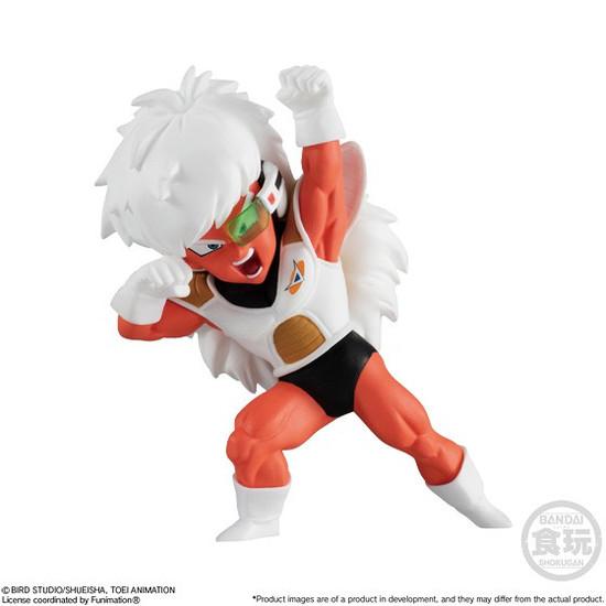 Dragon Ball Super Adverge Motion Wave 2 Jeice 2-Inch Mini Figure