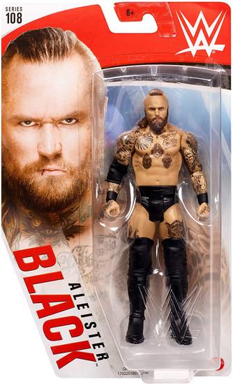 WWE Wrestling Series 108 Aleister Black Action Figure