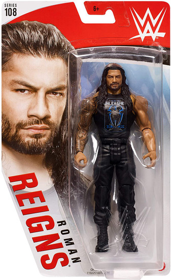 WWE Wrestling Series 108 Roman Reigns Action Figure