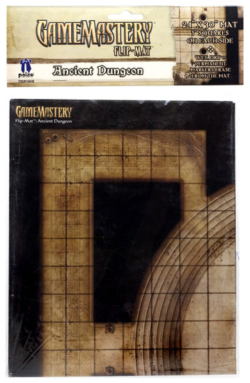 Game Mastery Ancient Dungeon Flip-Mat