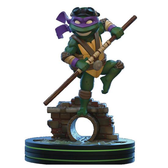Teenage Mutant Ninja Turtles Q-Fig Donatello 5-Inch Figure Diorama