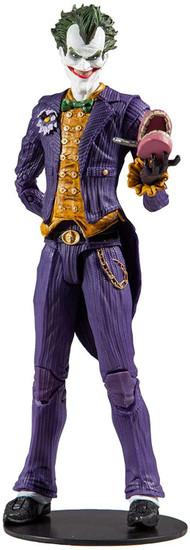McFarlane Toys DC Multiverse Joker Action Figure [Arkham Asylum]