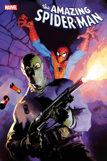 Marvel Comics Amazing Spider-Man #45 Comic Book