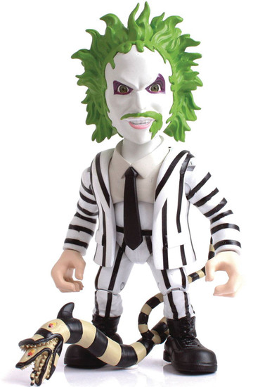 Horror Action Vinyls Beetlejuice 3.25-Inch Vinyl Figure (Pre-Order ships November)