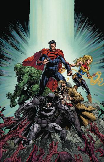 DCeased #1 of 6 Dead Planet Comic Book