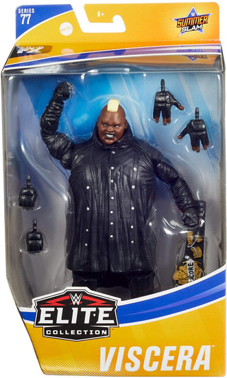 WWE Wrestling Elite Collection Series 77 Viscera Action Figure
