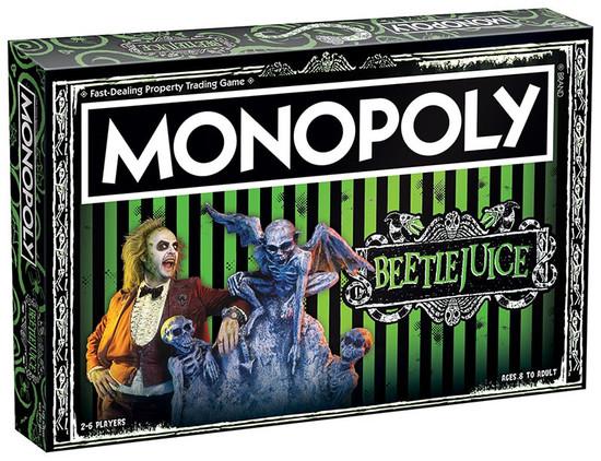Monopoly Beetlejuice