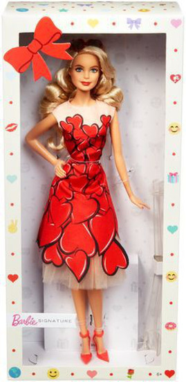 Signature Celebration Barbie Doll