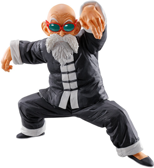 Dragon Ball Ichiban Master Roshi 6.3-Inch Collectible PVC Figure [Strong Chains!!]