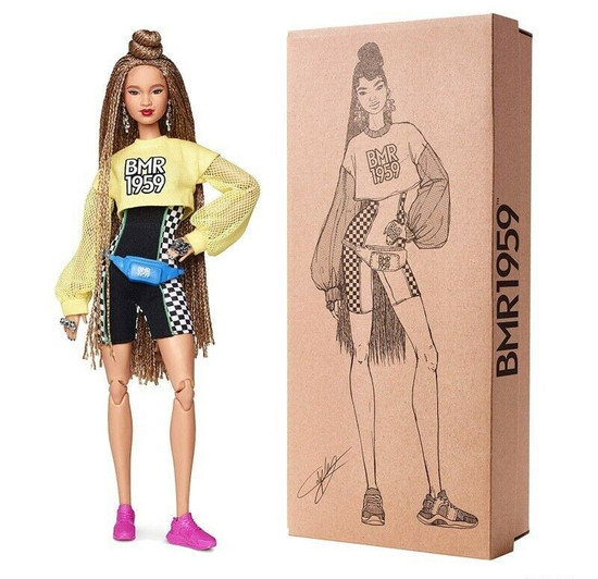 Black Label BMR1959 Collection Barbie Doll [Logo Shirt]