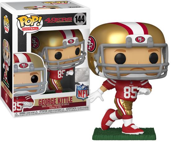 Funko NFL San Francisco 49ers POP! Sports Football George Kittle Vinyl Figure #144