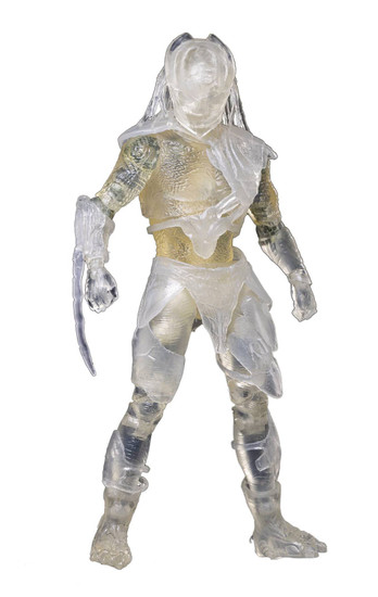 Predators Falconer Predator Exclusive Action Figure [Stealth Version] (Pre-Order ships April)