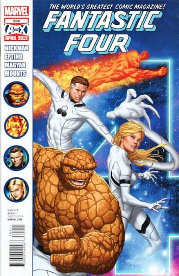 Vol 3 #610 Comic Book Marvel Fantastic Four