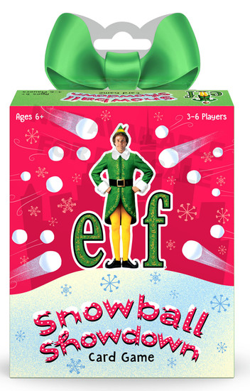 Funko Elf Signature Games Snowball Showdown! Family Card Game (Pre-Order ships January)