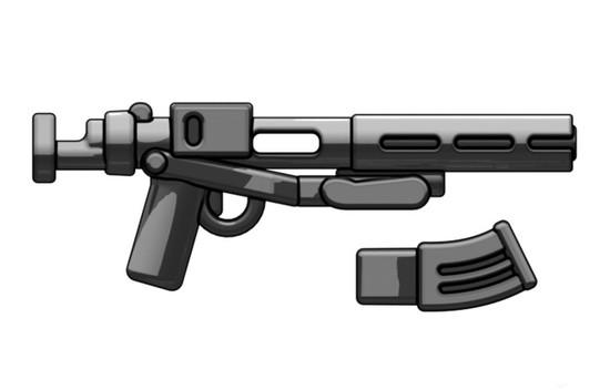 BrickArms E-11D Blaster w/Mag 2.5-Inch [Black]