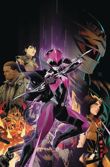 Boom Studios Power Rangers Ranger Slayer #1 Comic Book [Regular cover with text]
