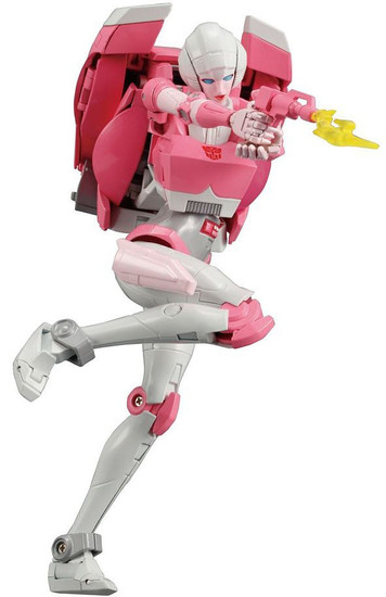 Transformers Masterpiece Series Arcee Action Figure MP-51 (Pre-Order ships January)