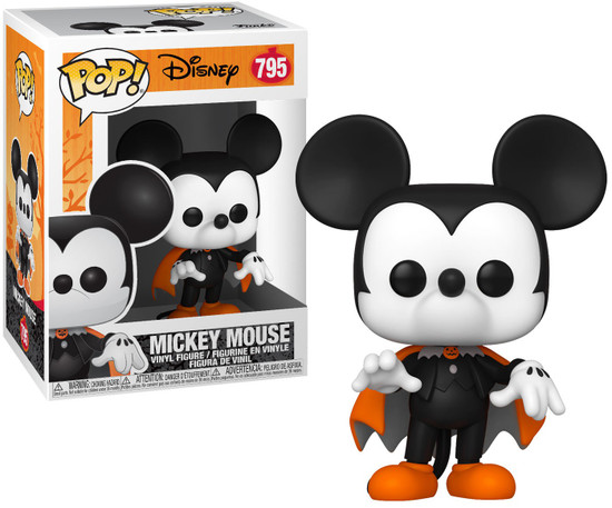 Funko Halloween POP! Disney Spooky Mickey Vinyl Figure