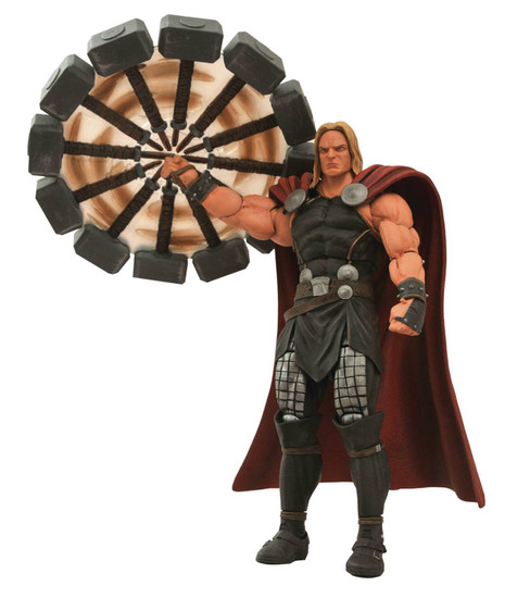 Marvel Select The Mighty Thor Action Figure [2020 Version]