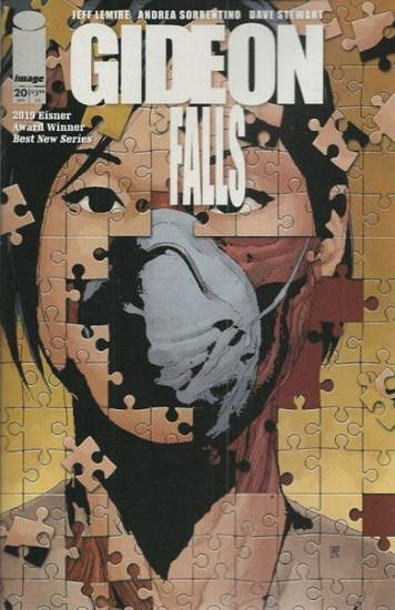 Image Comics Gideon Falls #20A Comic Book