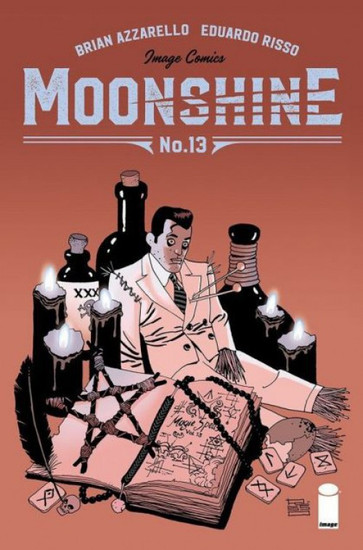 Image Comics Moonshine #13A Comic Book