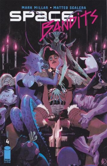 Image Comics Space Bandits #4A Comic Book