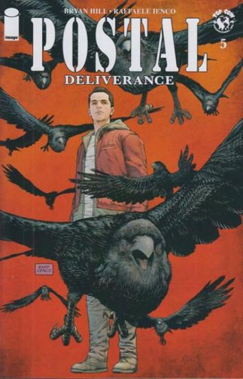 Image Comics Postal: Deliverance #5 Comic Book