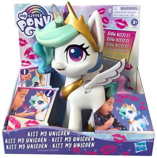 My Little Pony Magical Kiss Unicorn 3 Figure Hasbro Toys Toywiz