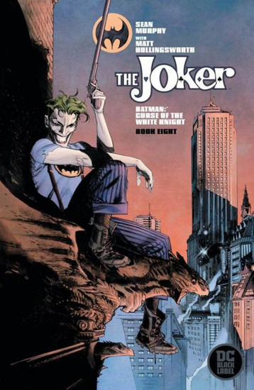 DC Comics Batman: Curse of the White Knight #8B Comic Book